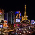 A night in Las Vegas